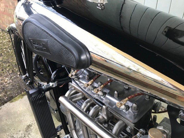 1930 Brough Superior 4 Cylinder For Sale (picture 4 of 6)