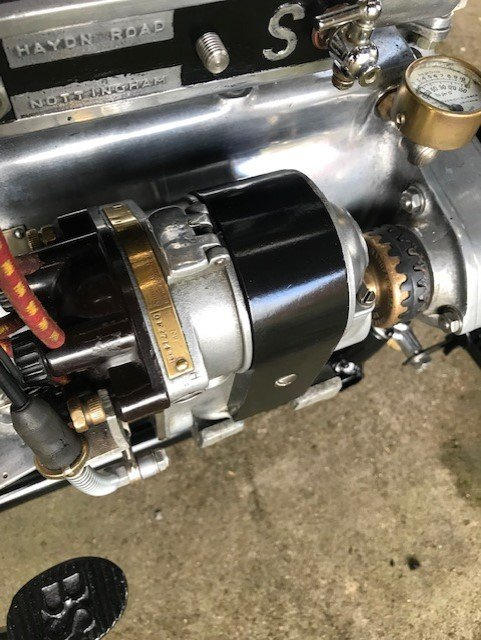 1930 Brough Superior 4 Cylinder For Sale (picture 6 of 6)