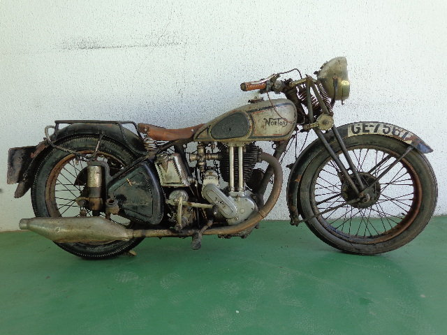 1936 NORTON 500 H 18 For Sale (picture 1 of 5)