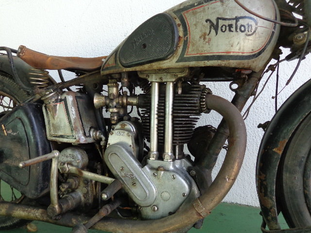 1936 NORTON 500 H 18 For Sale (picture 2 of 5)