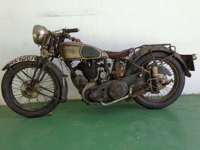 1936 NORTON 500 H 18 For Sale (picture 3 of 5)