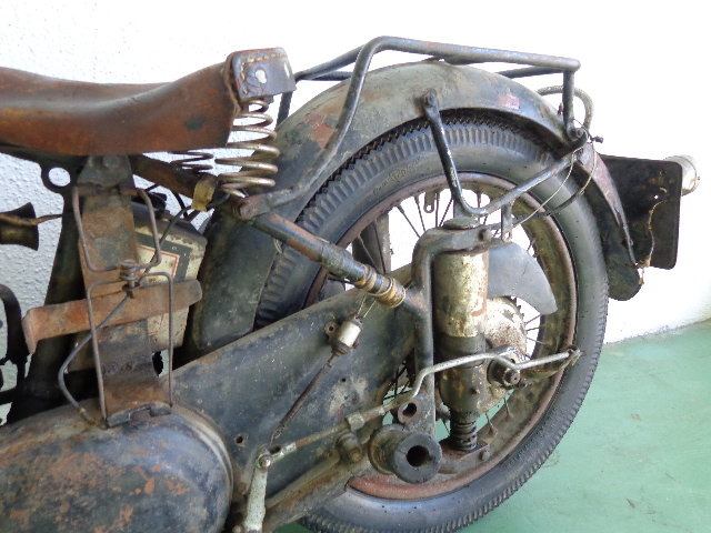 1936 NORTON 500 H 18 For Sale (picture 5 of 5)