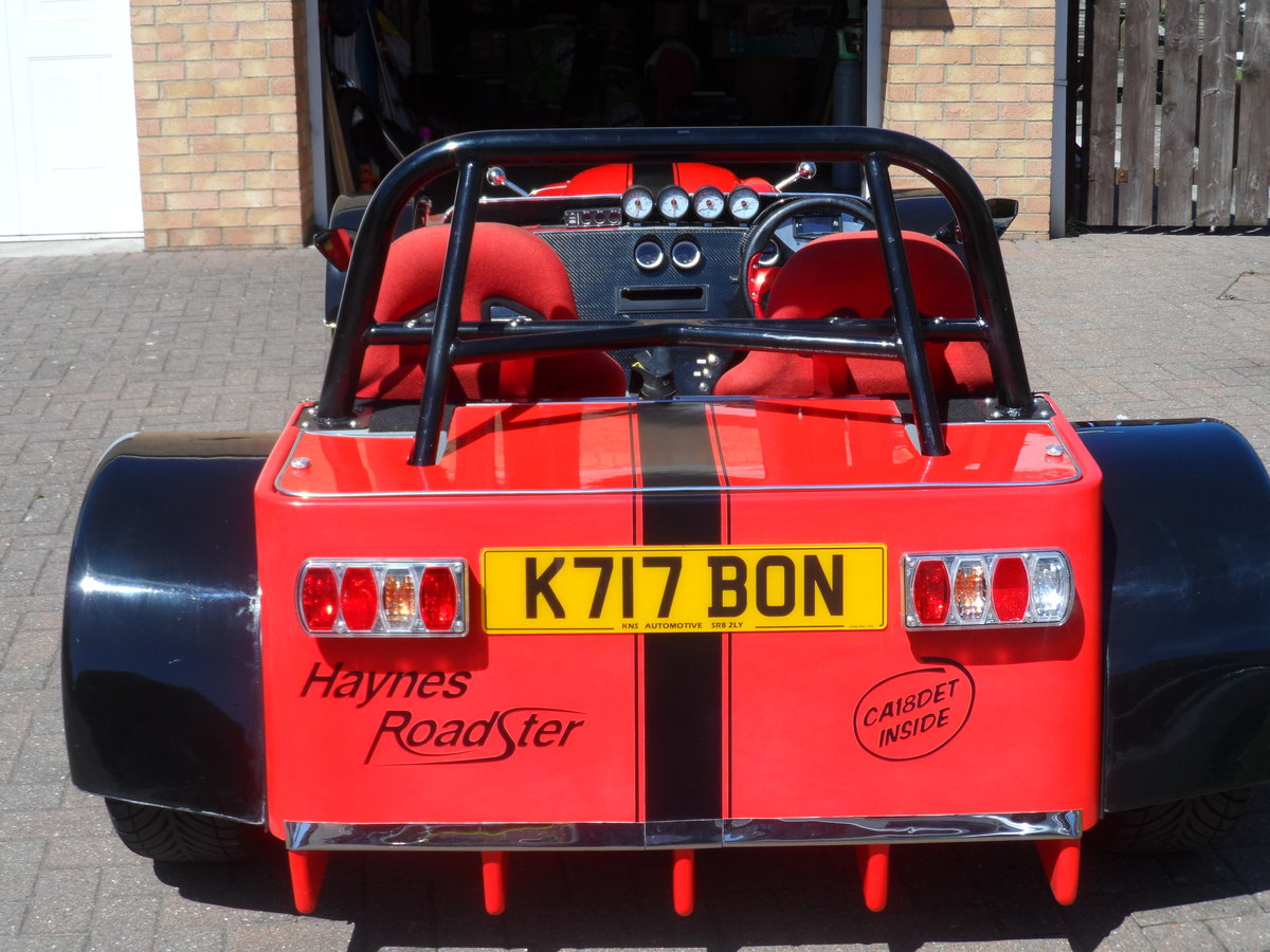 2014 HAYNES ROADSTER KIT CAR For Sale (picture 4 of 6)