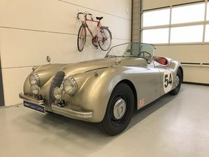 Jaguar XK120 OTS 1954 3.4 Fully revised
