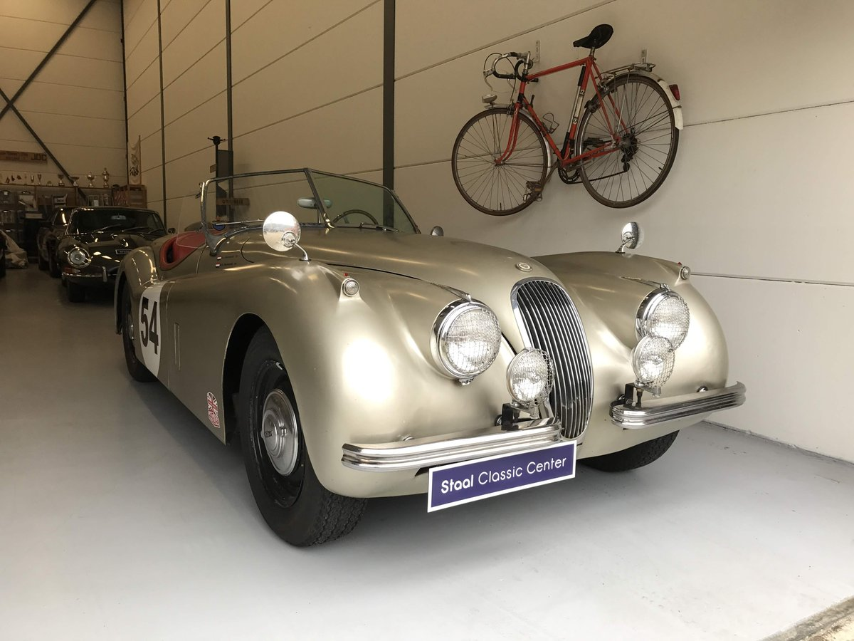 Jaguar XK120 OTS 1954 3.4 Fully revised For Sale (picture 5 of 6)
