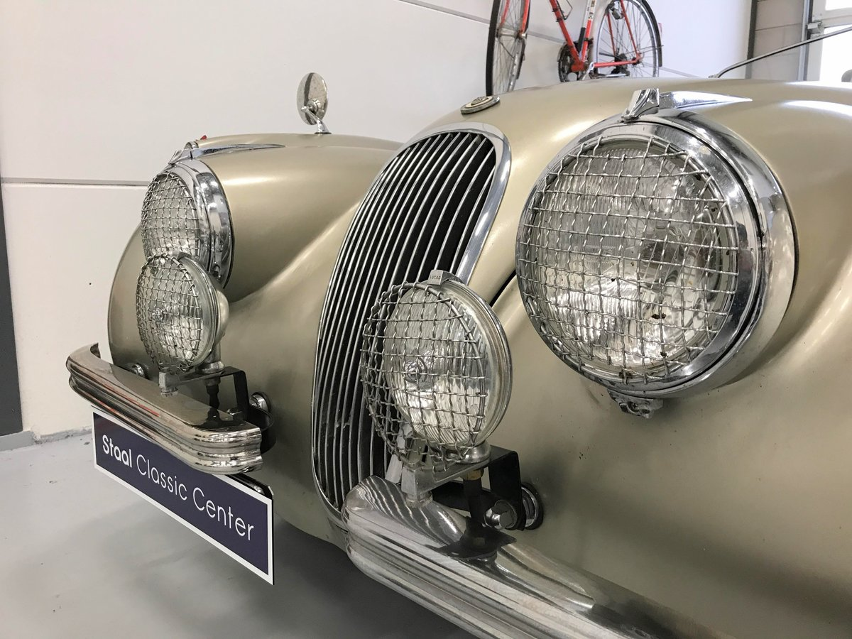 Jaguar XK120 OTS 1954 3.4 Fully revised For Sale (picture 6 of 6)