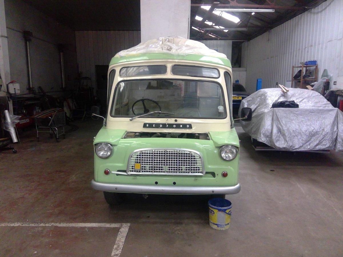 Bedford Dormobile Camper 1962 For Sale (picture 1 of 3)