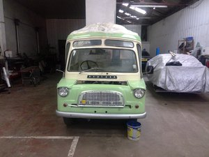 Bedford Dormobile Camper 1962 For Sale
