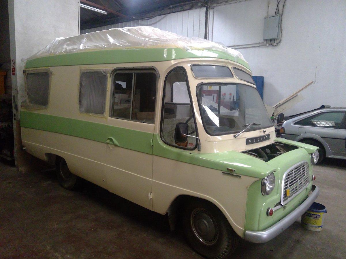 Bedford Dormobile Camper 1962 For Sale (picture 2 of 3)