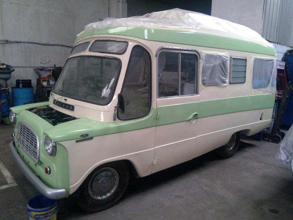 Bedford Dormobile Camper 1962 For Sale (picture 3 of 3)