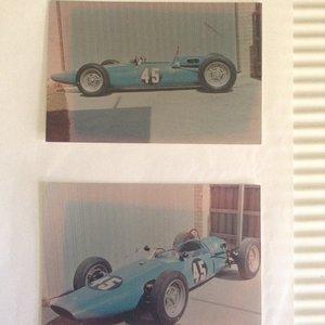 1961 Lynx rear engine Formula Junior For Sale