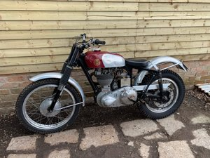 Ariel HT5 500cc 1958 Classic Trials. For Sale