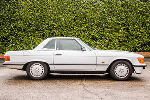 Mercedes 1988 300SL For Sale