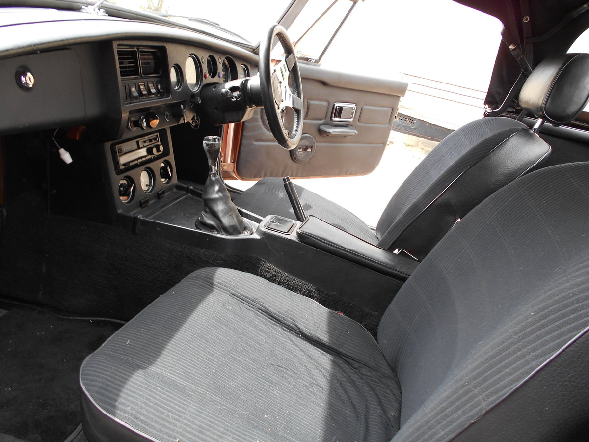 1980 MGB LE For Sale (picture 4 of 6)