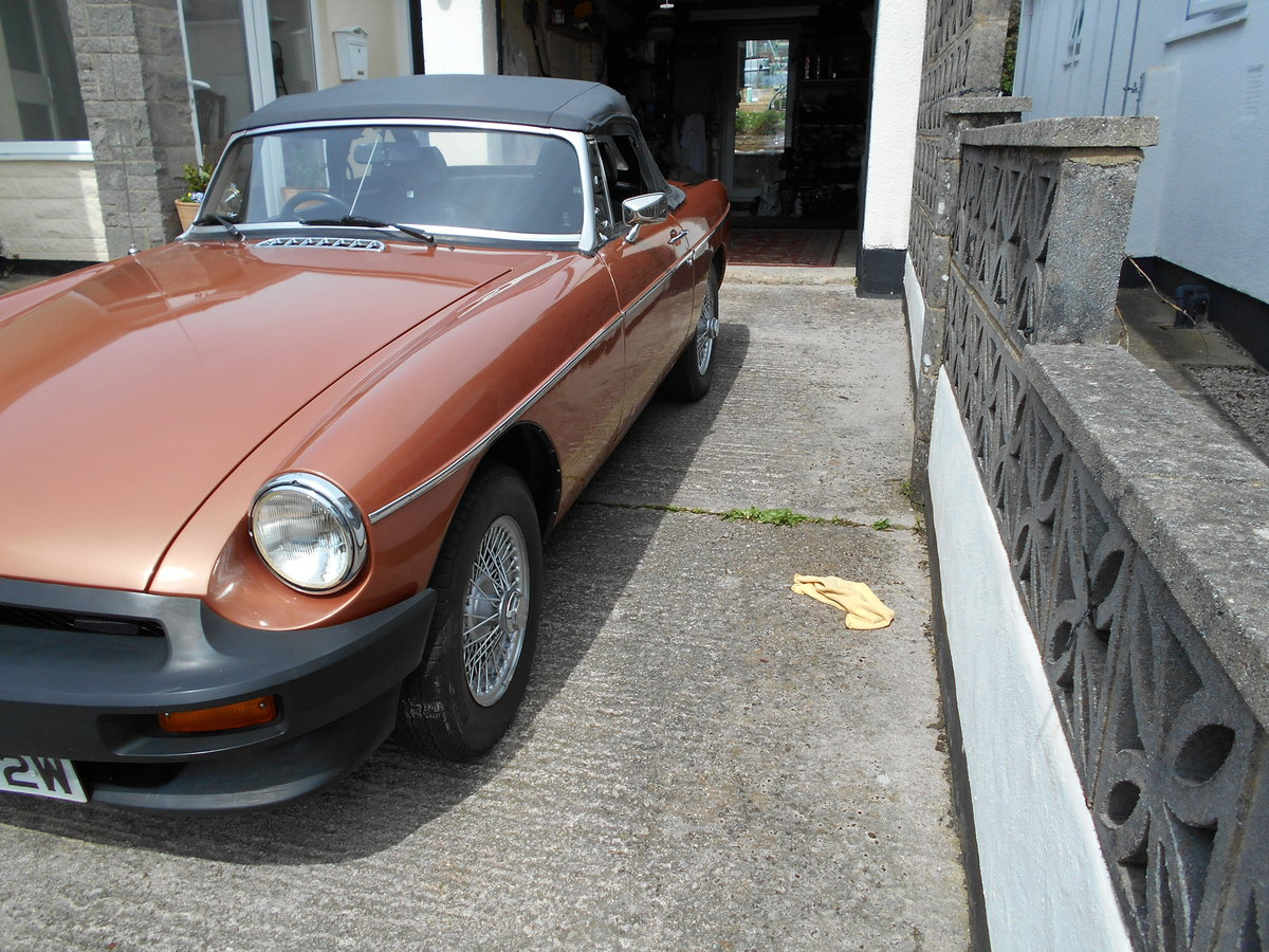 1980 MGB LE For Sale (picture 6 of 6)