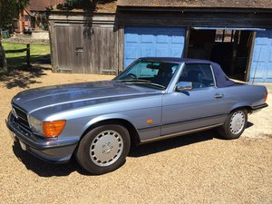 1988 Classic Merc for sale SOLD