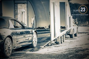 Super23 Enclosed Car Transport