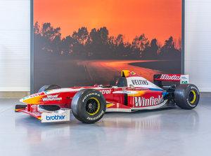 1997 Williams Formula One show-car Ralf Schumacher