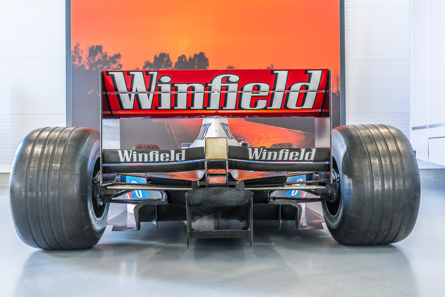 1997 Williams Formula One show-car Ralf Schumacher For Sale (picture 5 of 6)