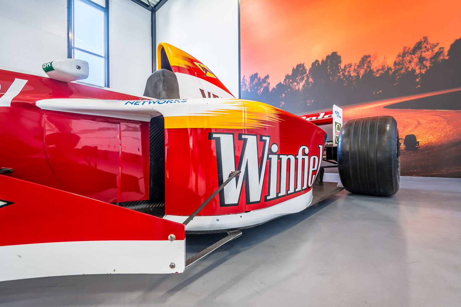 1997 Williams Formula One show-car Ralf Schumacher For Sale (picture 6 of 6)