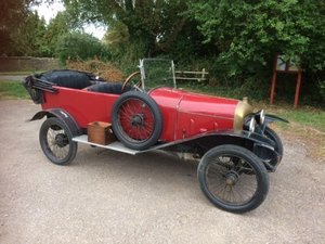Le Zèbre - delightful French Cyclecar 1919 For Sale