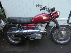 YAMAHA YDS6 1969 RARE BIKE THE BEST IMMACULATE For Sale