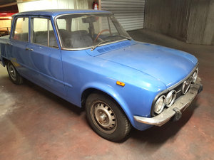 1971 Alfa Romeo Giulia Super 1300 For Sale