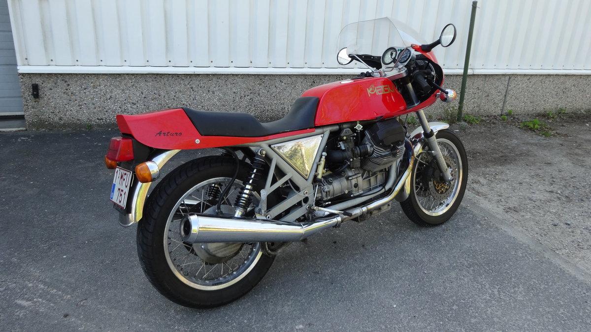 1989 Magni Arturo 1.000cc For Sale (picture 1 of 6)