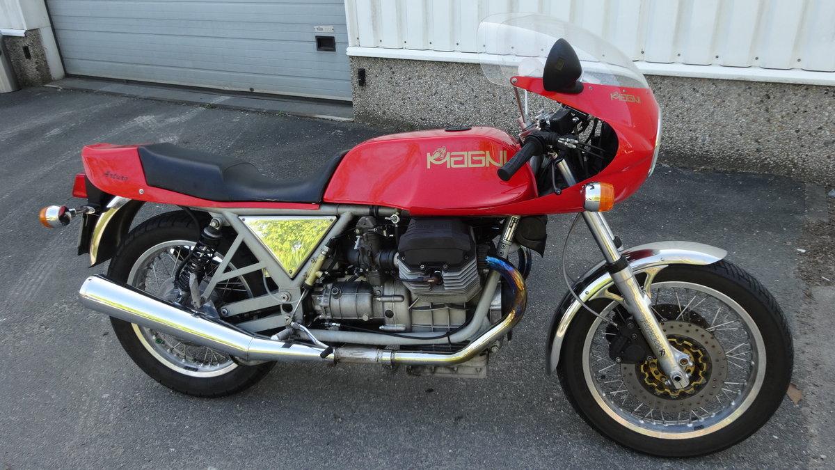 1989 Magni Arturo 1.000cc For Sale (picture 2 of 6)