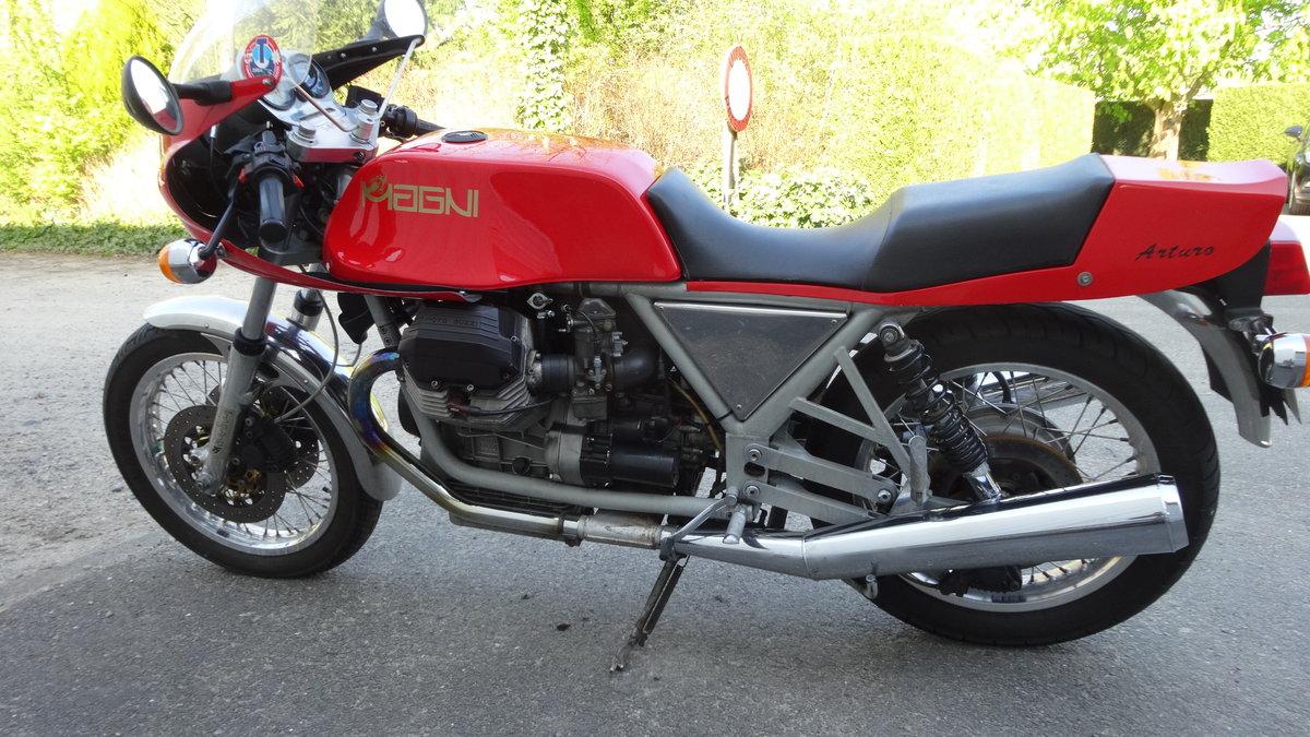 1989 Magni Arturo 1.000cc For Sale (picture 3 of 6)