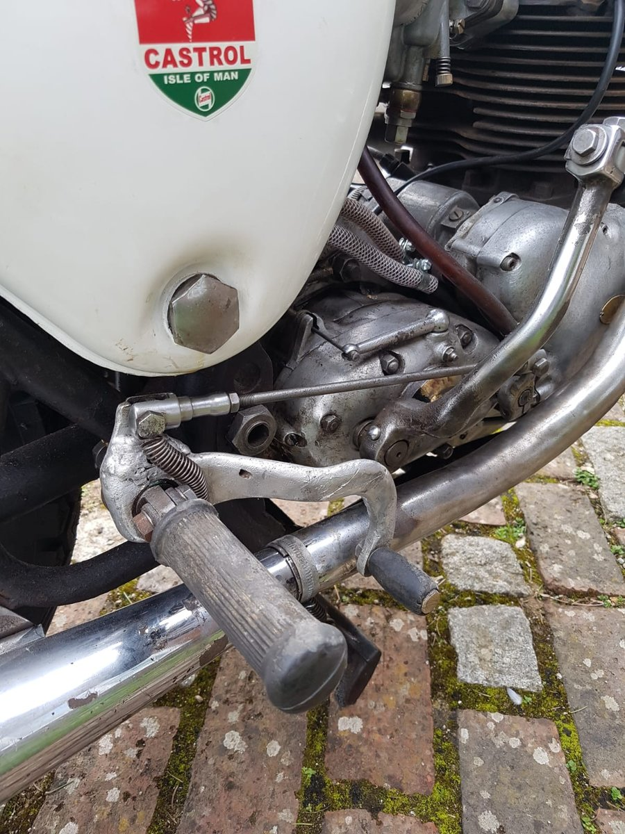 1953 norbsa cafe racer triton db34 bsa norton For Sale (picture 5 of 6)