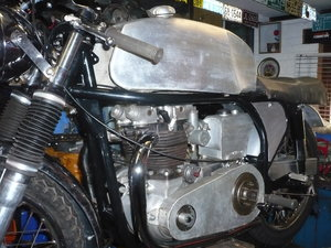 1954 triton 650 CC For Sale