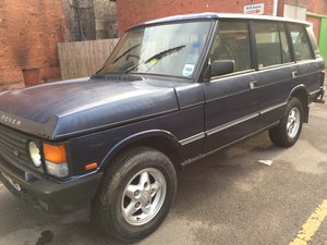 1988 Range Classic For Sale