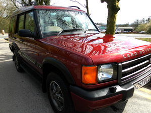 2001 Sparkling condition one  f/own 4x4 with s/history  For Sale