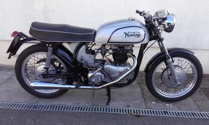 1965 Triton 650 Dominator Slimline frame 6T engine