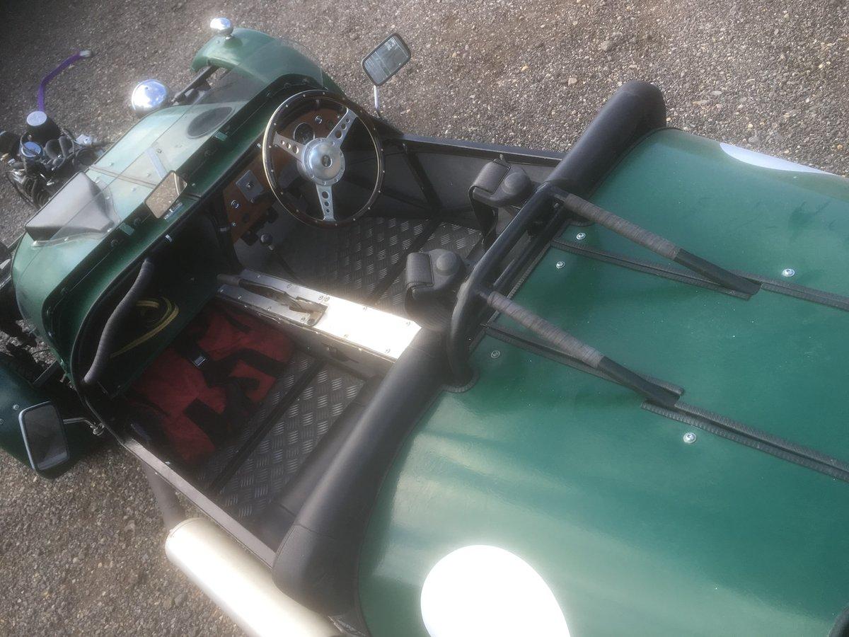 VT500 Revese Trike. Built 2013 full MSVA & 12m MOT For Sale (picture 3 of 5)