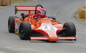 1982 Argo JM10 Formula 3 Single Seater