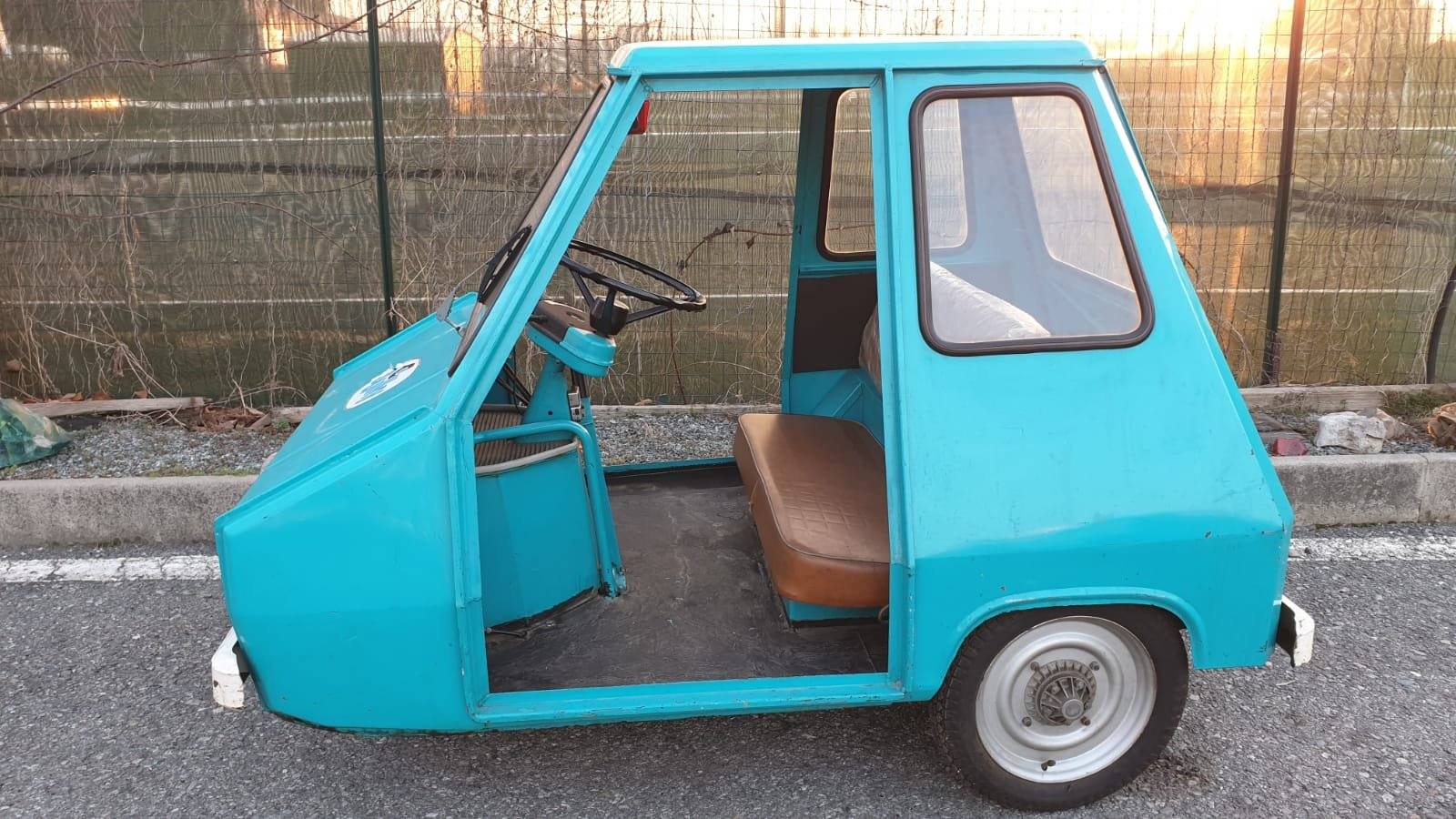 Casalini Sulky First Series 1972 For Sale (picture 1 of 6)