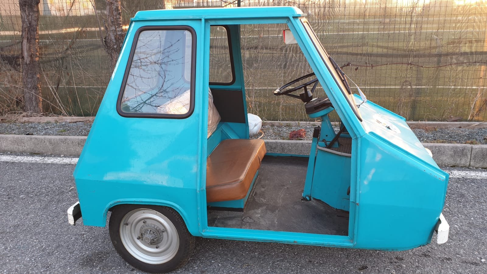 Casalini Sulky First Series 1972 For Sale (picture 2 of 6)