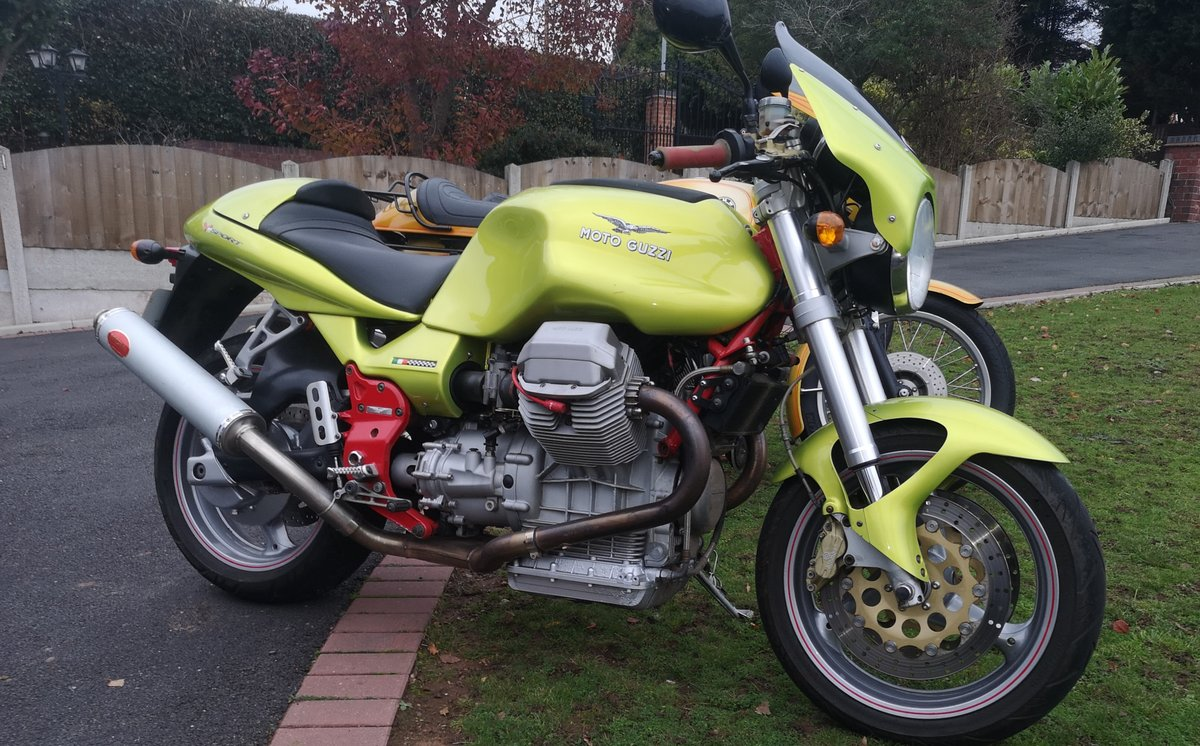 2000 Moto Guzzi V1100 Sport For Sale (picture 1 of 4)