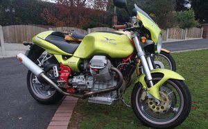2000 Moto Guzzi V1100 Sport For Sale