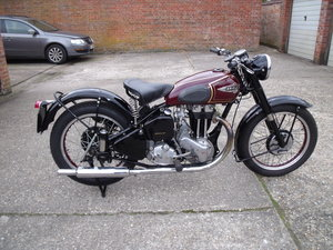 1952 ARIEL 350cc