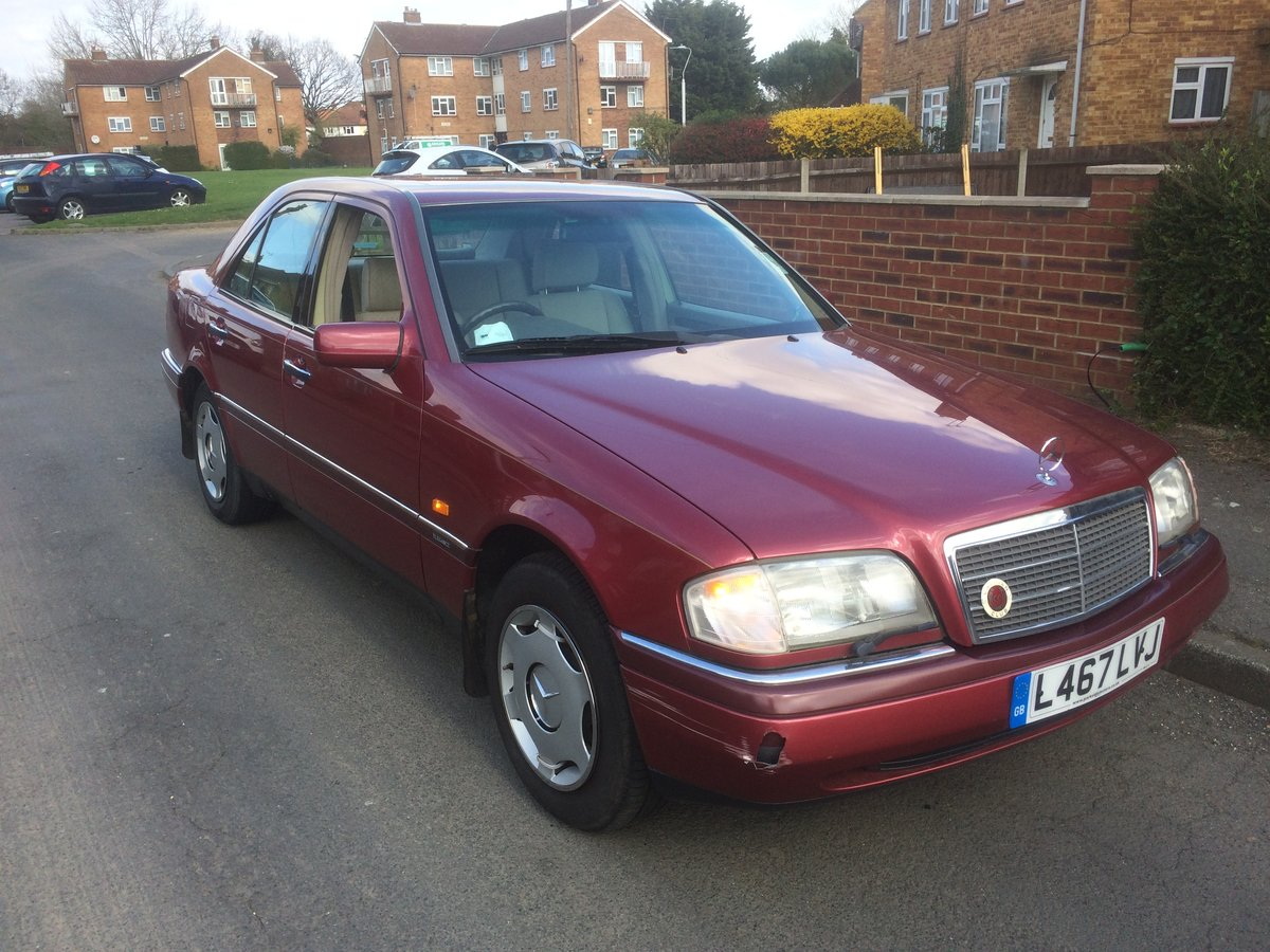 Mercedes c 220 1993 For Sale (picture 1 of 6)