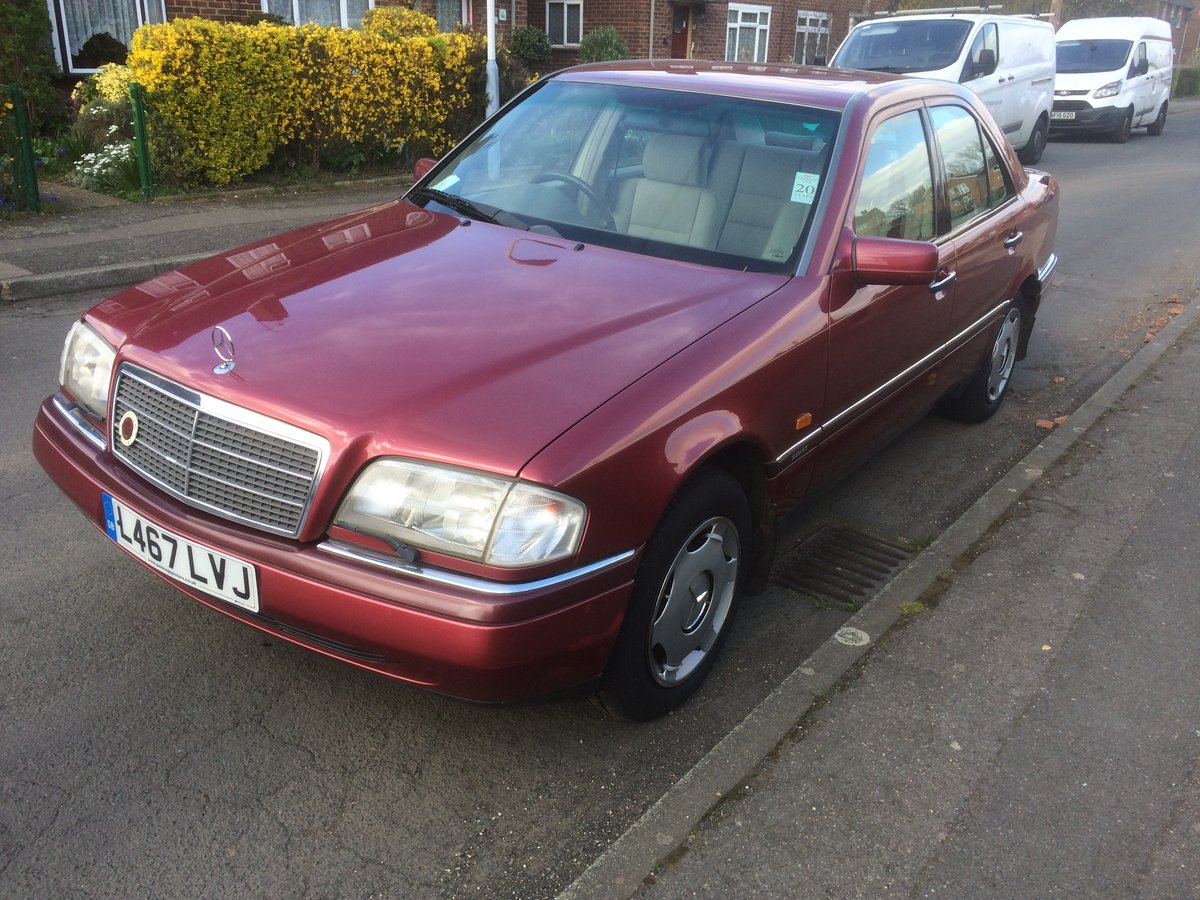 Mercedes c 220 1993 For Sale (picture 4 of 6)