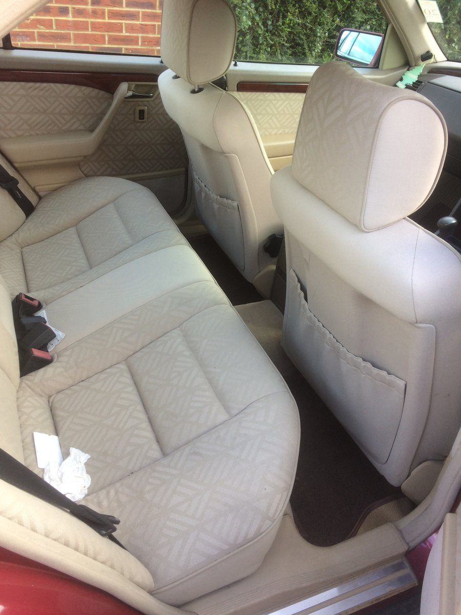Mercedes c 220 1993 For Sale (picture 6 of 6)