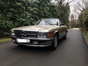 Mercedes 300sl 1988 fantastic condition For Sale