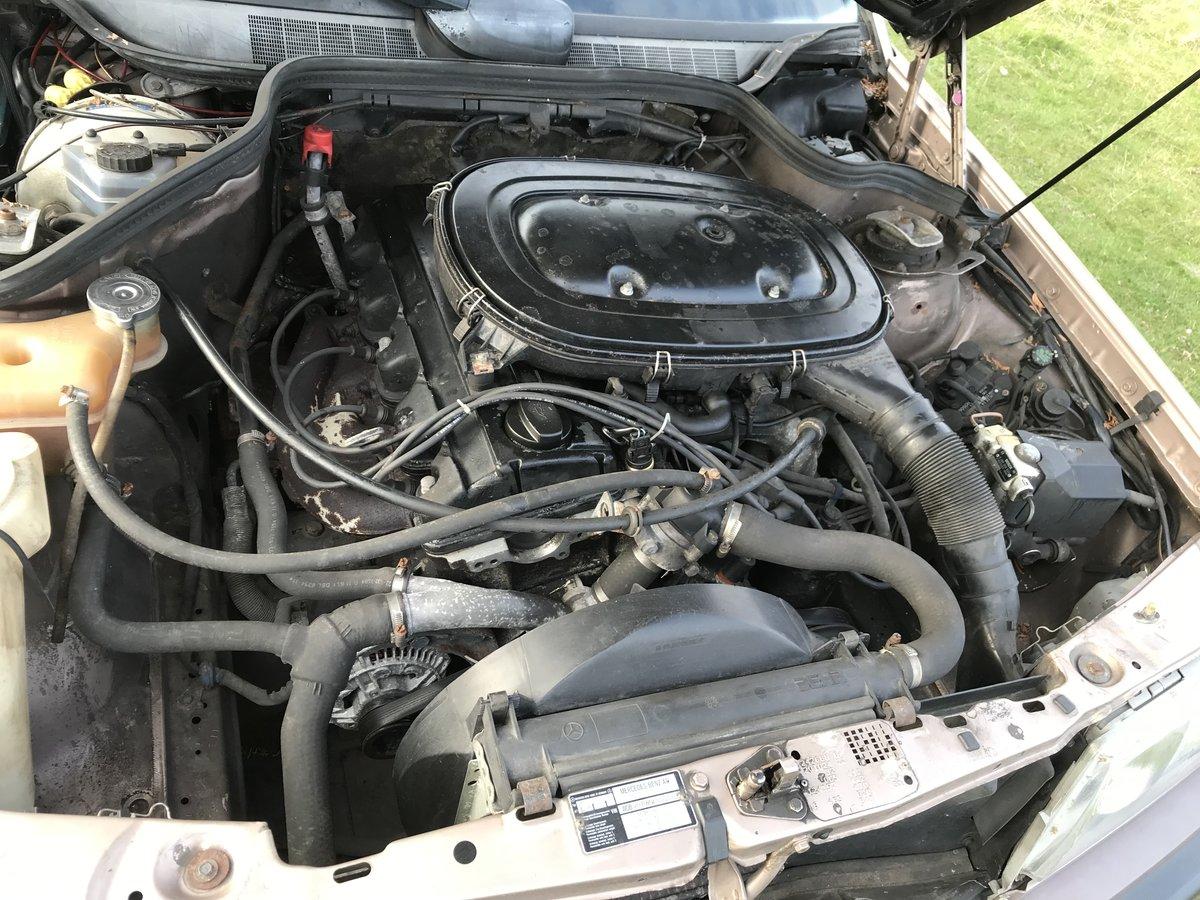 1993 Mercedes 190e auto SOLD (picture 6 of 6)