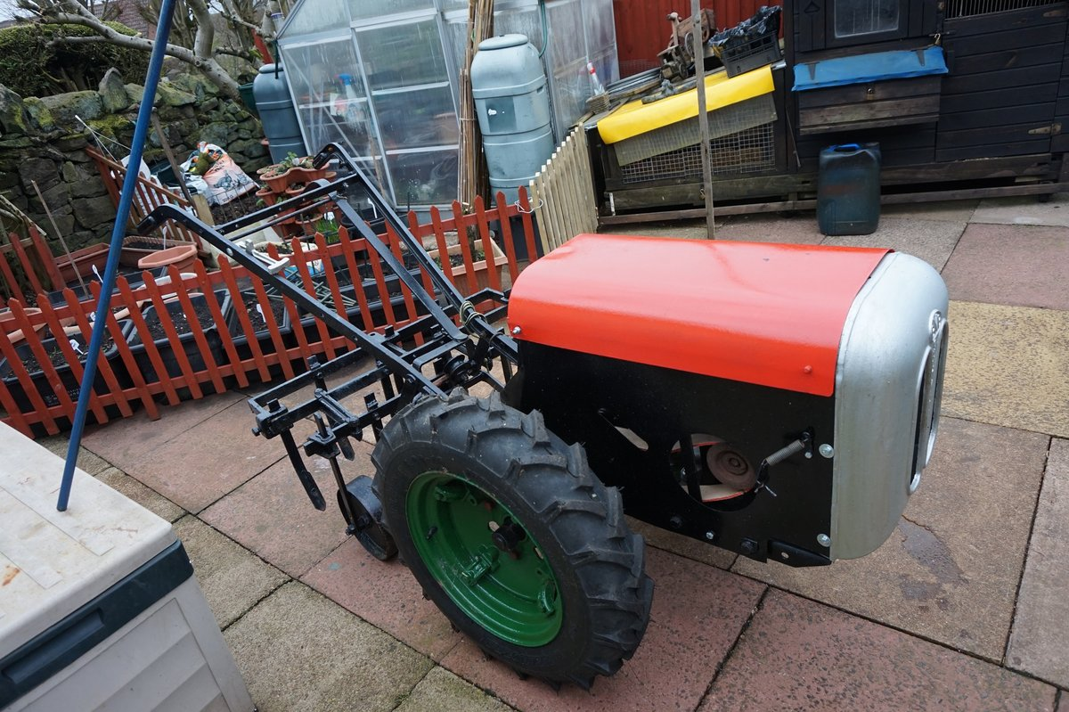 FOR SALE 1949 BMB CULTIMATE For Sale (picture 1 of 4)
