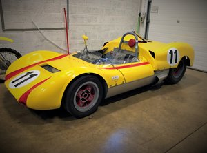 1964 Huffaker Genie Mk10B . Restored Can Am Car