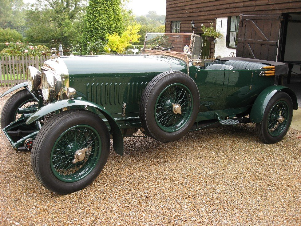 1928 Bentley 4 1/2 Litre For Sale (picture 1 of 6)